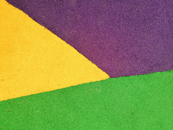 Multi Colored Yellow Green Color Backgrounds No People High Angle View Full Frame Textured  Pattern Day Close-up Shape Pink Color Purple Design Grass Choice Variation Outdoors Geometric Shape