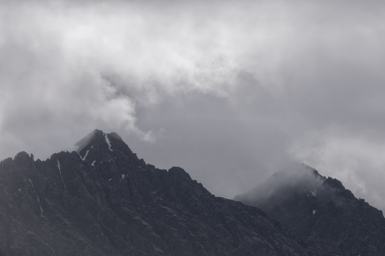 Solitary mountain Beauty In Nature Cloud Clouds And Sky Cloudy EyeEmNewHere Landscape Landscape_Collection Landscape_photography Landscapes Mountain Mountain Peak Mountain Range Mountains Mountains And Sky Nature Nature Nature Photography Naturelovers Naturephotography Sky Svalbard