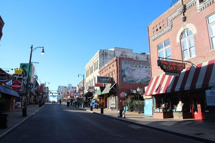 Beale Street in