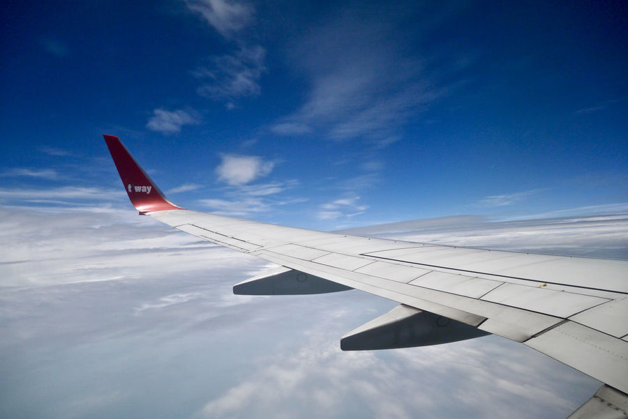 Travel Photography Traveling aerospace industry aircraft wing airplane blue blue sky cloud - sky commercial airplane flying journey mid-air no people on th Travel Photography Traveling Aerospace Industry Aircraft Wing Airplane Blue Blue Sky Cloud - Sky Commercial Airplane Flying Journey Mid-air No People Sky Travel Spread Wings Airplane Wing Aeroplane Airways Flight Trail Contrail Aircraft Corporate Jet Airfield The Traveler - 2018 EyeEm Awards EyeEmNewHere