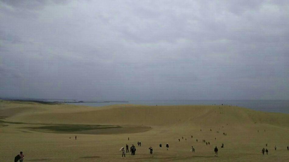 Tottori Tottri Sand Hill 鳥取砂丘