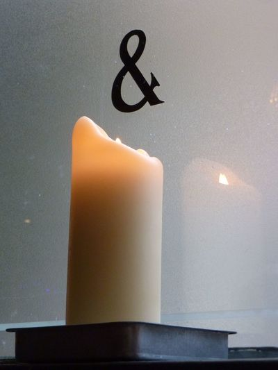 And Candle Conceptual Flame London Restaurant Tomsphotos Travel Window