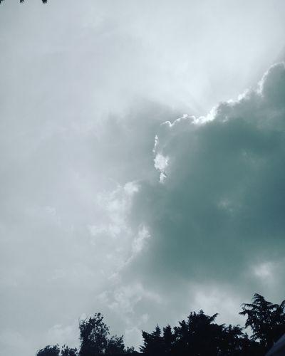 Nature Sky Thunderstorm