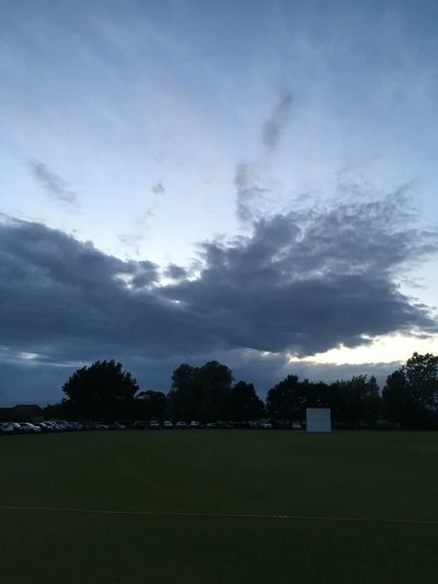 Dramatic summer evening sky Taking Photos Weather Mersham Clouds And Sky The Purist (no Edit, No Filter) Nature