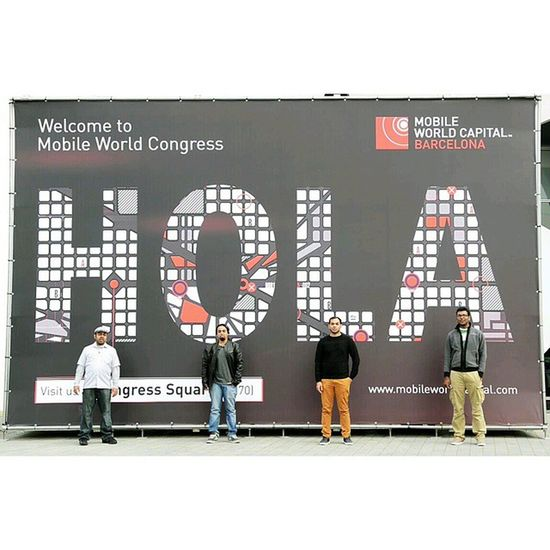One of my favourite photos from this years MWC. Looking forward to the next one with the team :D Fonearena Mwc Barcelona SPAIN travel conference smartphone spanish team photography friends 2014 mwc2014 gsma