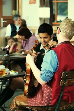 Folklore Volksmusik Altaussee