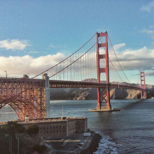 Sanfrancisco GoldenGateBridge Frisco Bridge