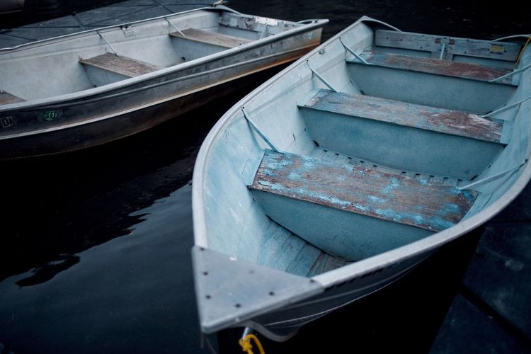 Nautical Vessel Water Boat Outdoors Blue Lake