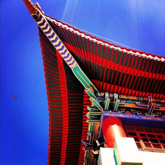 A trip to a the Nan Hua buddist temple Buddha Cityscapes Colors Geometry