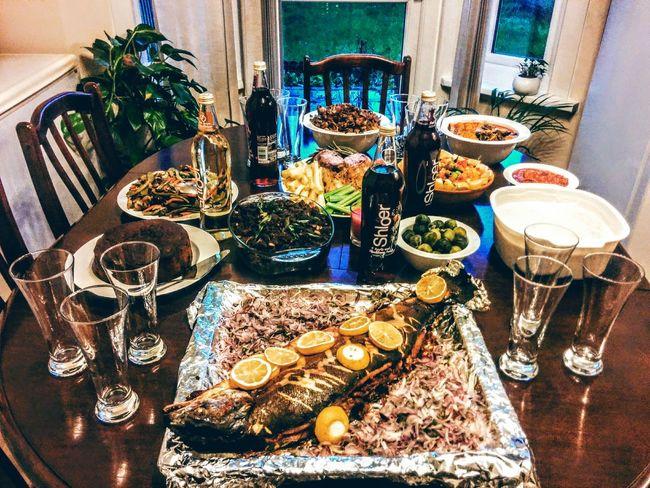 #fish #Food #food For The Soul #foodphotography #foodporn Abundance Arrangement Basket Freshness No People