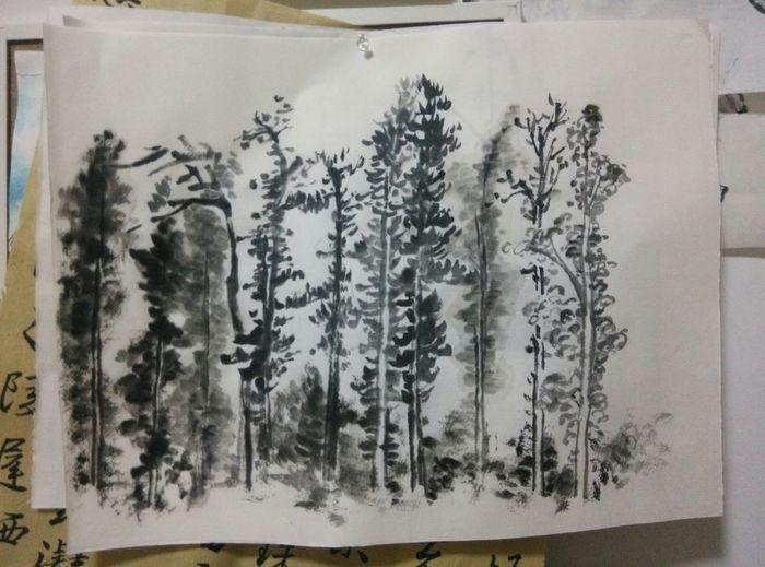 练习 Practice Time  Painting