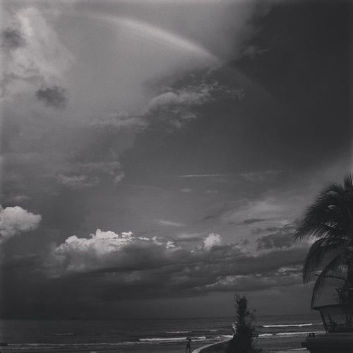 Did you see rainbow ? 19rai Huahin ArmWatcharapong