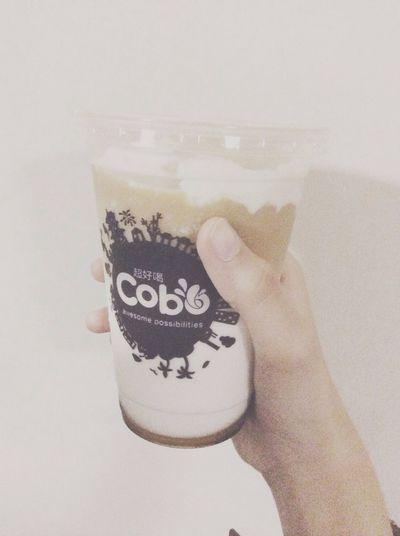 cooling down VSCO Vscocam Summer Milk Tea