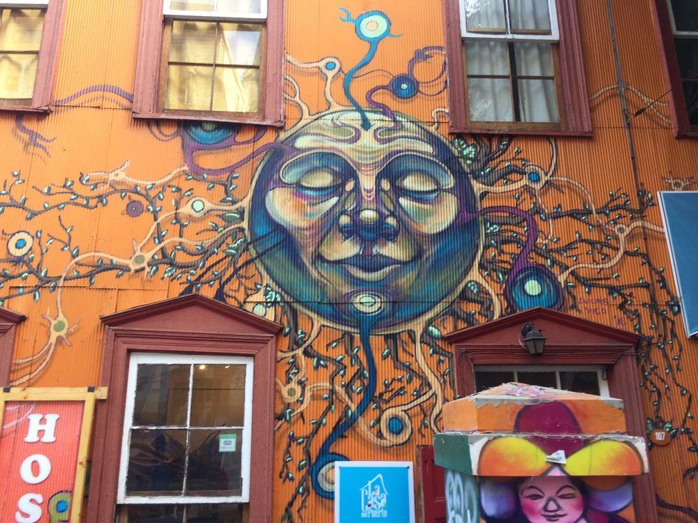 Sun Grafitti Art Architecture Outdoors Day Door