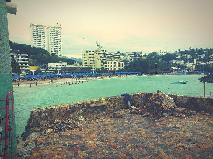 Acapulco Best Summer Amazing Place Out Enjoying Life