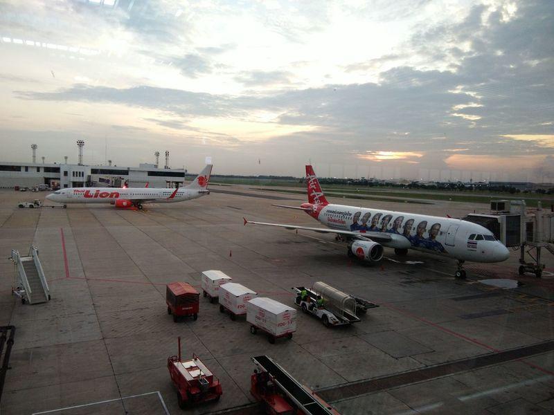 Taking Photos Hello World Enjoying Life Thai Lion Air