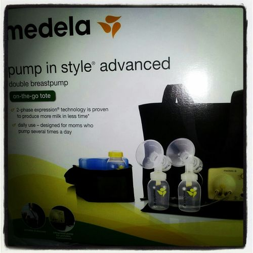 free pump thanks to my health insurance for covering it 100%!!! total savings $300. Baby Food Medela Breast Is The Best Pump It Up Pump In Style