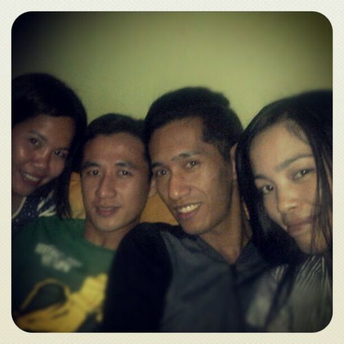 Chillin' with my friends.. Friendship Partypeople Videokenights