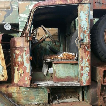 Military Car Old Military Car Rustycar