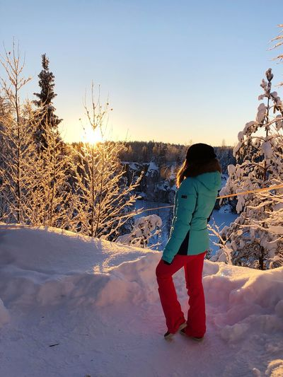 Ruskeala Snow