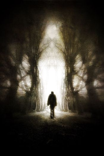 Seeking Refuge... Surrealism Fantasy Edits Conceptual Darkart Shootermag AMPt_community Spiritual Buddhism