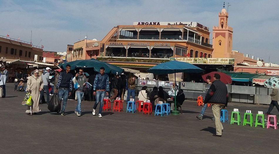 ساحة جامع الفناء قرب مقهى اركانة Maroc ❤️ Adult Architecture Building Exterior Built Structure Cafe Agrana City Cloud - Sky Crowd Day Jama3 Lafna Large Group Of People Lifestyles Marrakech Men Morroco Outdoors People Real People Sky Women الحلقة النقاشة جامع الفناء مقهى اركانة بمراكش