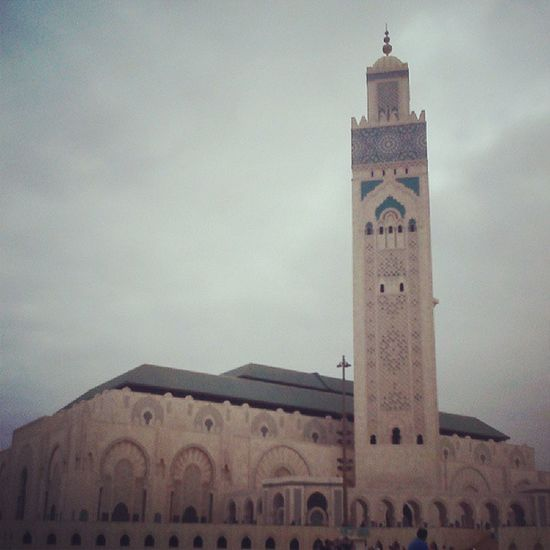 Mosque Hassan Casablanca