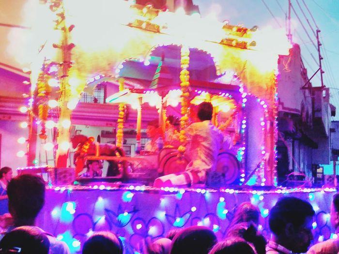bhagwan shri krishna palki