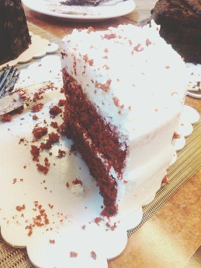 September birthday celebrations Redvelvet Cake Yummy Bejealous