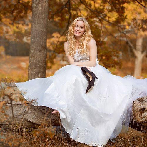 Autumn Bride Bride Autumn Colors Wedding Photography