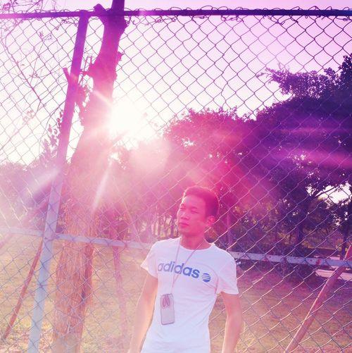 琉璃 Colorful Life Young Men Sunny Afternoon