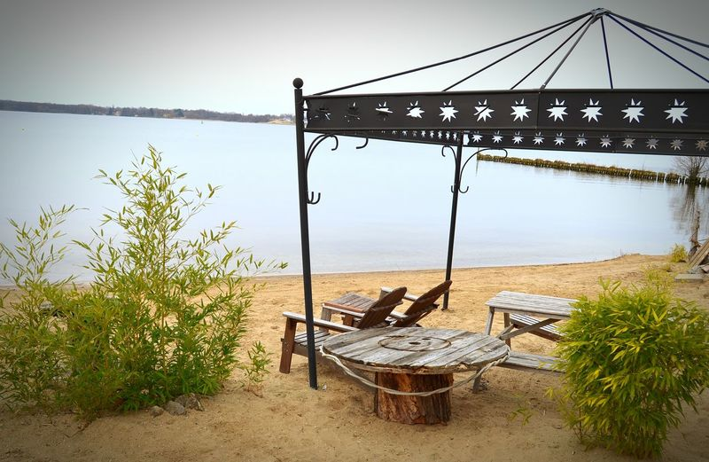 Lonely Beach Idilic Romantic Beach Winter Beach River Bank  Beach For Two Spring Beach Empty Beach