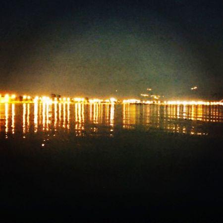 Night Nightphotography Night Lights Water Reflections Reflection