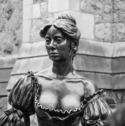 Molly Malone The Week On EyeEm Architecture Building Exterior Built Structure Close-up Day Fashion Focus On Foreground Lifestyles One Person Outdoors People Real People Sculpture Statue