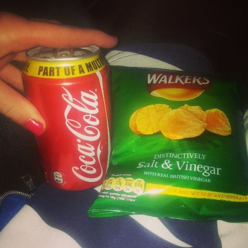 Chrisps Coke Yummy Love instafag crap so bad for me but oh well