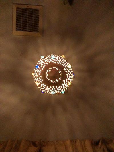 Arabian lamp....