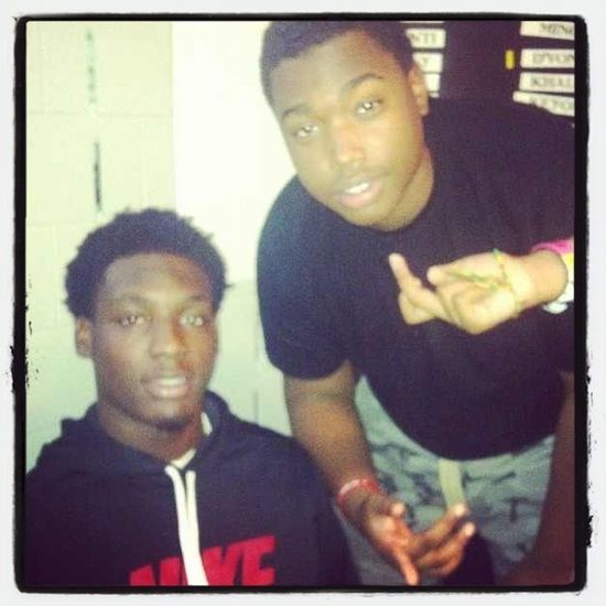 Me And My Nigga Dukie