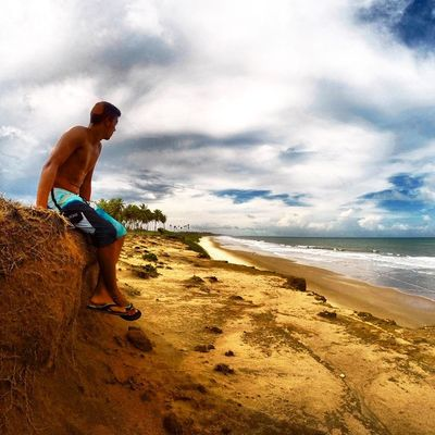 Acontece que todos têm a sorte que merece! 🌊⛅️🌴🍂🌾🌀👌 Allallauu Paraíso Secretspot Surfcompany Surfeverything StillCommunication Dialindo Gopole Gopro Lifeapp LifeInStyle LiveTheSearch Vscobrasil