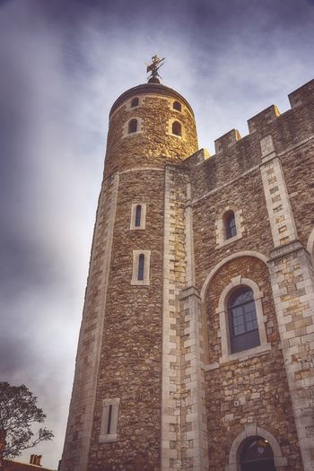 Tall, tall tower Architecture Low Angle View Building Exterior Built Structure Building Religion Place Of Worship Sky Spirituality Travel Destinations No People The Past History Tower Day Outdoors Ornate