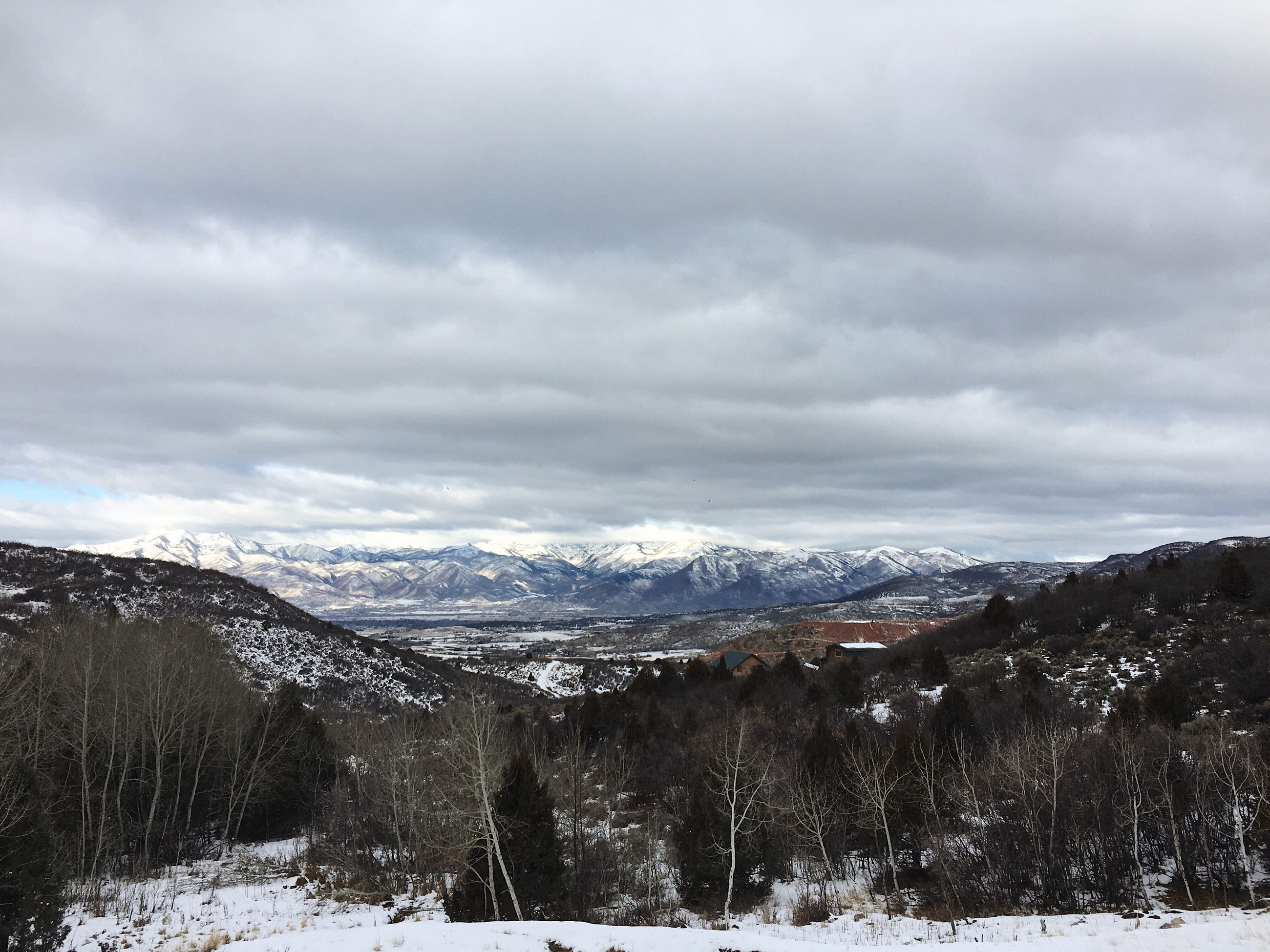 snow, cold temperature, winter, nature, weather, beauty in nature, mountain, scenics, tranquility, tranquil scene, landscape, no people, day, cloud - sky, outdoors, mountain range, sky, snowcapped mountain, tree, water