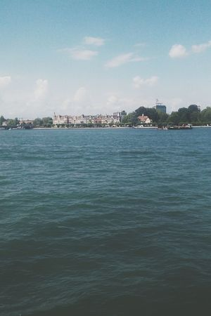 Konstanz Lake City Water Bodensee