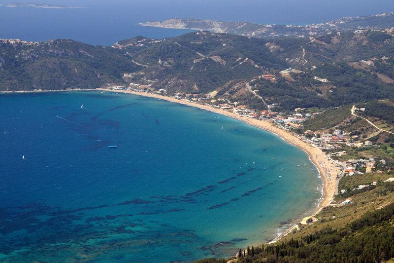 Photo taken in Ágios Geórgios, Greece