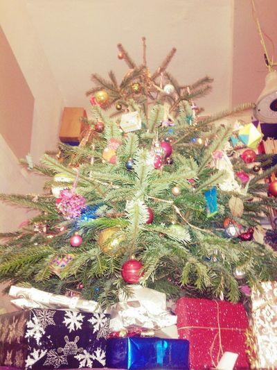 Our Tannenbaum