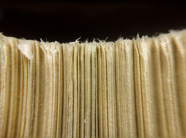 EyeEm Selects Close-up Reading A Book Book Macro Macro Photography Pages Of A Book