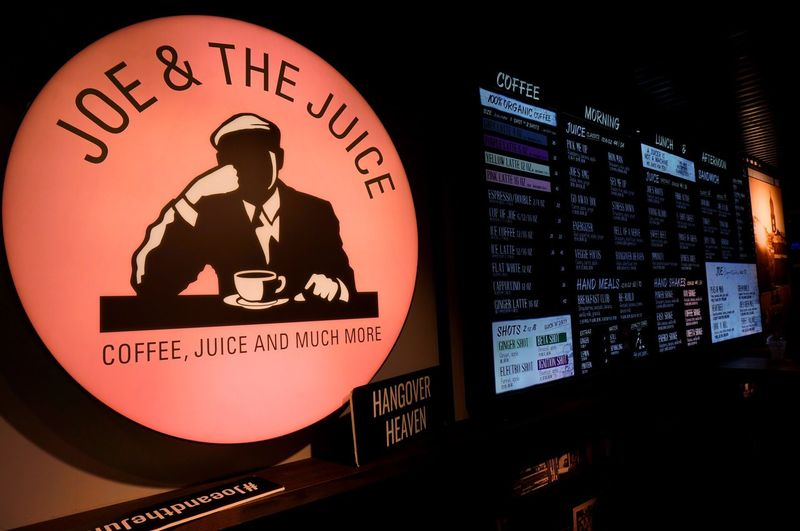 Joe&thejuice Hongkonginternationalairport HKG