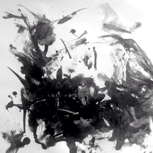 And another Ink Acrylic Art Portrait