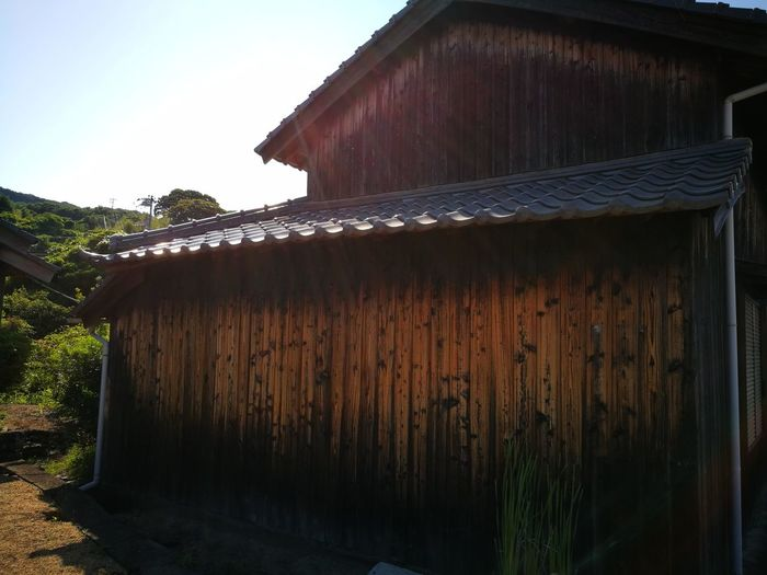 Corrugated Iron Roof House Architecture Building Exterior Built Structure