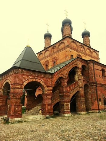 Church Architecture No People Day Sky Built Structure Religion Spirituality Place Of Worship Building Exterior Dome History Outdoors Clear Sky
