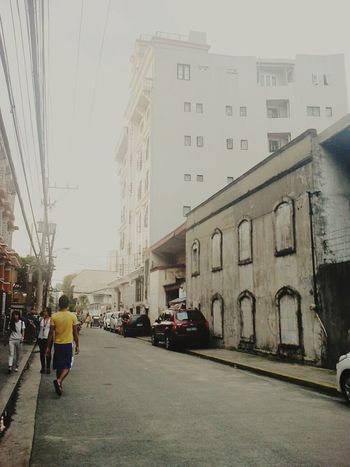 ManilaStreetPhotography Intramuros,manila Building Exterior Built Structure Architecture Outdoors First Eyeem Photo