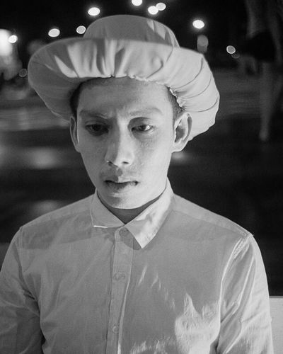 The Portraitist - 2016 EyeEm Awards Film Photography Filmneverdies Kodakfilm Filmcamera
